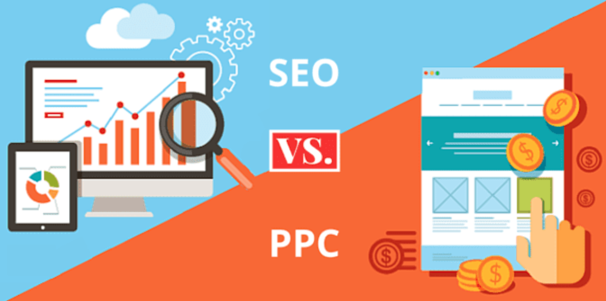 SEO vs PPC | SEO or PPC | Which digital marketing tactic is better?