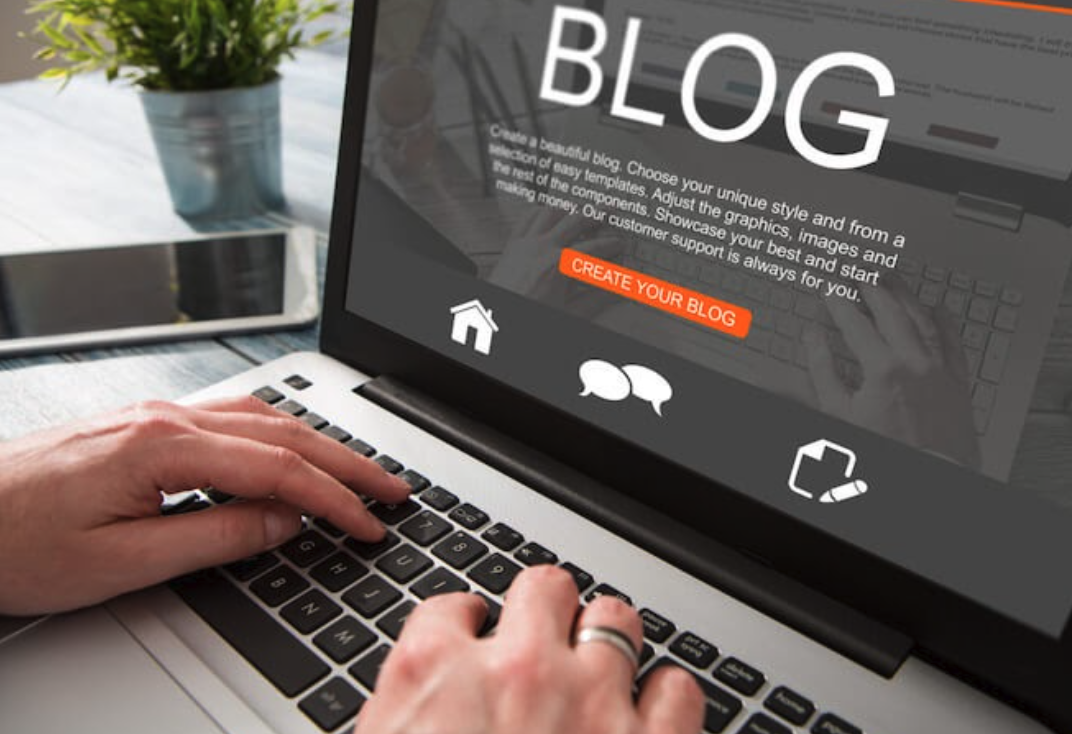 why your business website needs a blog | blog website